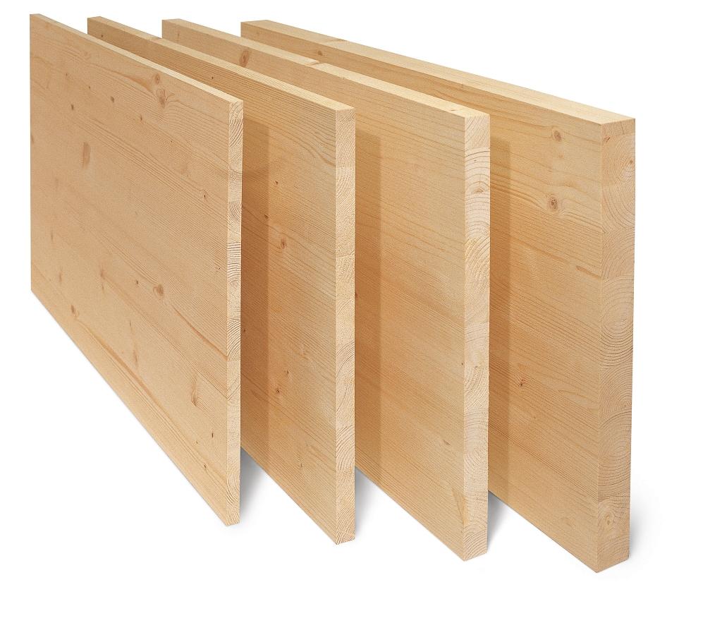 Pannelli in legno di monostrato